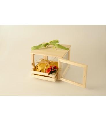 Moscaiola in legno