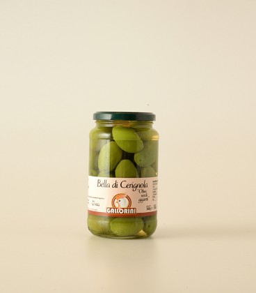 Olive Bella di Cerignola - Vaso