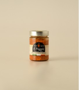 Cinta Senese pork ragout - Gr 320