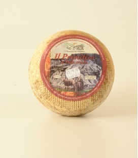 Pecorino raw Primitivo