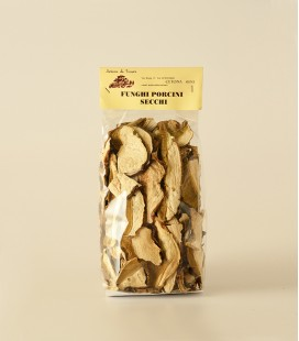 Dry Porcini Mushrooms - 100 gr