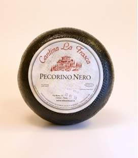 Black Pecorino Cheese